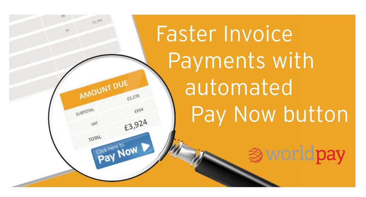 Benefit from faster payments and better cash flow with