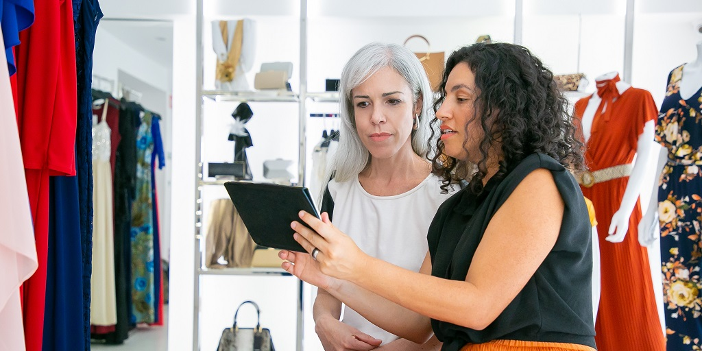 Retail software solutions with integrated EPOS